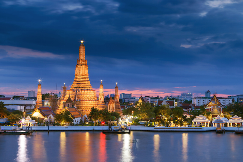 Bangkok, one of the most favorite tourist destination: