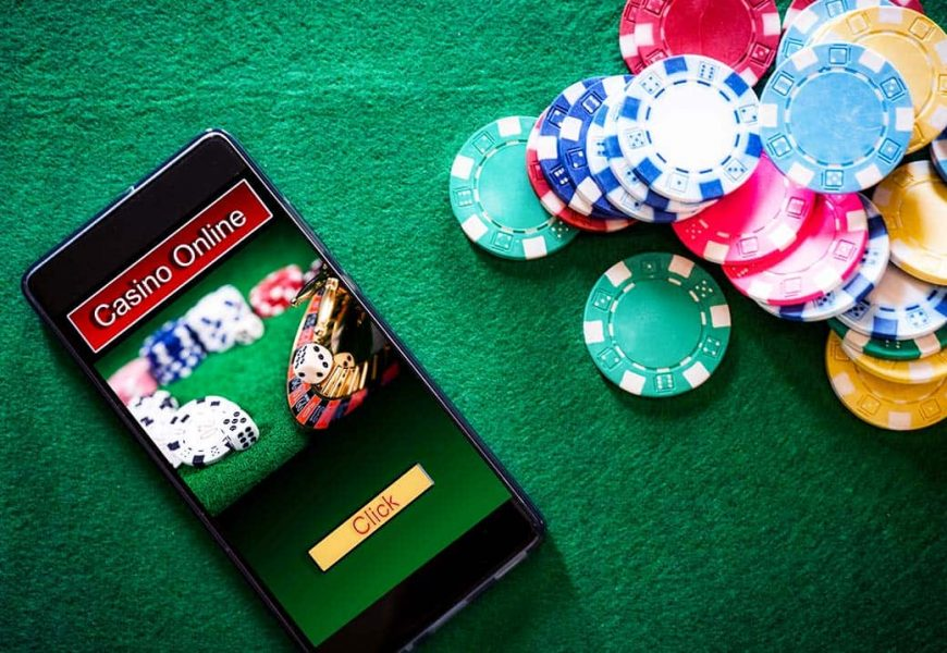Making The Right Choice For The Best Online Slot Games Websites